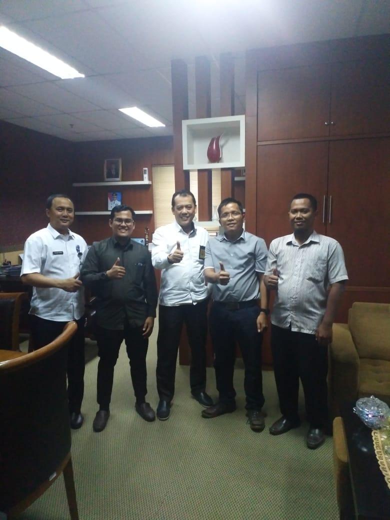 Berkunjung Ke Kantor BP2RD Batam - Ladfanid Konsultindo Batam Menyediakan Jasa Akuntansi, Perpajakan, dan Software Akuntansi & Kasir