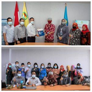 Penandatanganan Nota Kesepahaman (MoU) dan Perjanjian Kerjasama antara Universitas Batam (UNIBA) dan Asosiasi Konsultan Pajak Publik Indonesia (AKP2I).