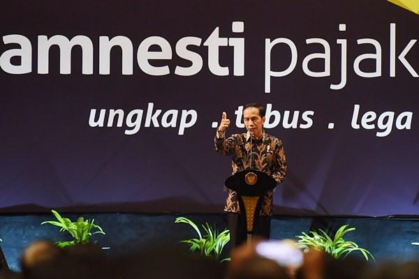 Tax Amnesty Jilid II: Ketika 'Pendosa' Kembali Mengampuni Pendosa